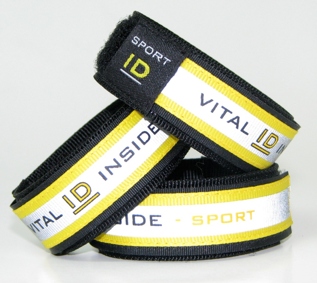 sportstagid bracelets sport bracelet information id com medical by